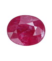 Natural Ruby Gemstone