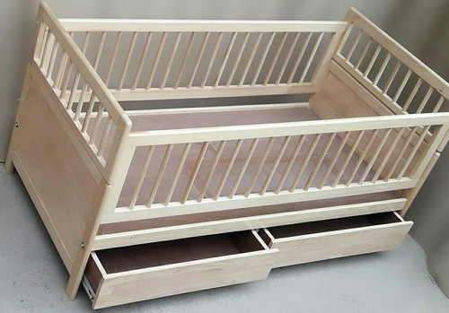 Wooden Baby Cots Cum Beds With Drawers Rs 18500 Piece Amazing