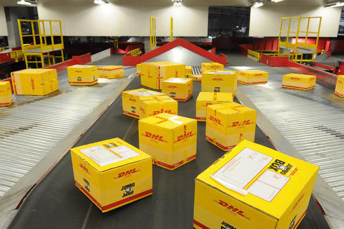 DHL Courier Services, International Courier Services