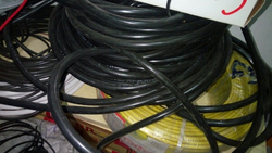 Mobile Tower Network Cable