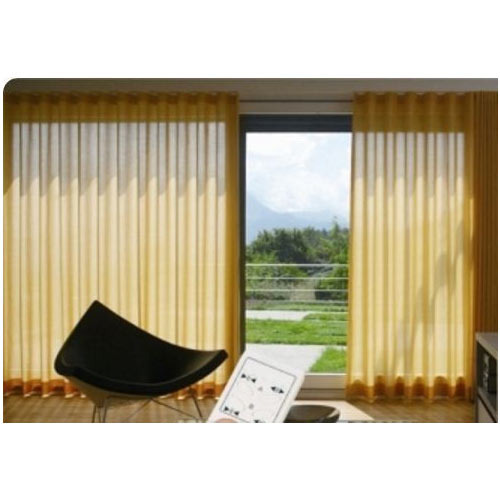 Motorized Curtains At Rs 25000 Onwards