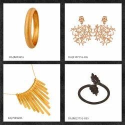Designer Plain Silver Jewelry