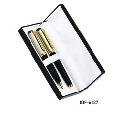 Gold Pen Set With Box