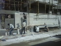Stone Cladding Service