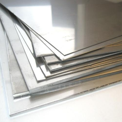 Rectangular Micral 690 High Tensile Plate, Thickness: 3-4 mm, For Construction