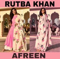 Rutba Khan Kurti and Palazzo