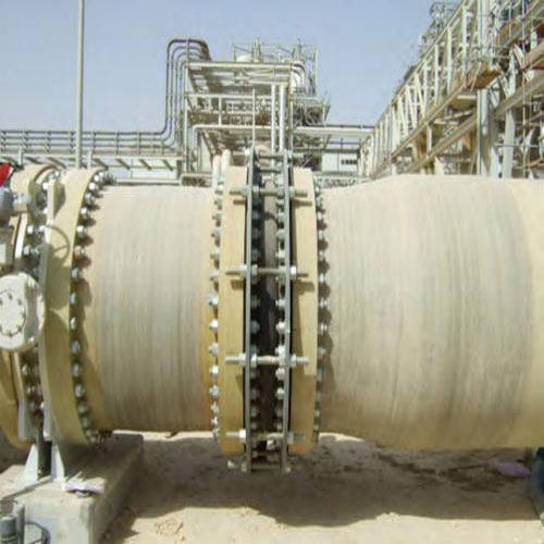 Eagle Rubber Rubber Expansion Joint for Power Plant