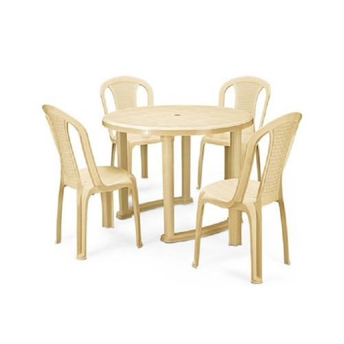 Nilkamal Meridian Dining Table Set Dining Table Spr