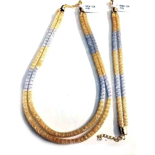 chains gold beads g necklace link chain with pin solid italian