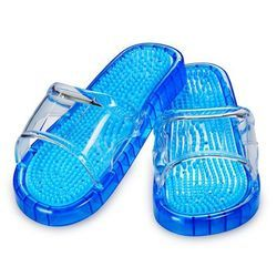a1ff07ea002 Acupuncture Plastic Slippers Point at Rs 120  pair