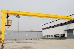 Single Girder I Beam Type Underslung EOT Crane