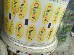 Self Adhesive Label