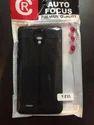 Black Mobile Silicon Cover