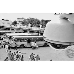 Bus Terminal CCTV Surveillance System
