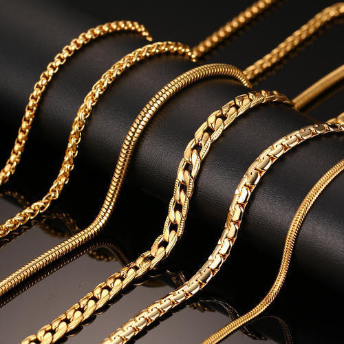 chain collection chandra p c jewellers chains mens