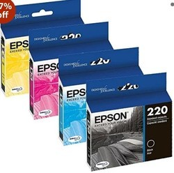 Genuine Epson 220 Ink Cartridge