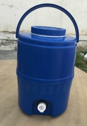 Insulated Plastic Water Camper