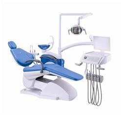 dental unit chair mount with all accessories scdn1025