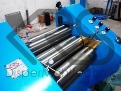 Hydraulic Triple Roll Mill