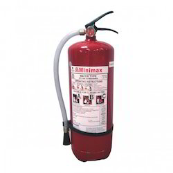Gas Cartridge Water Type Fire Extinguishers