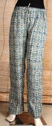 Hand Block Printed Ladies Pants