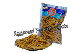 Aggarwal Food Product Garlic Sev, Pack Size: 150 Grams