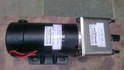 Inline DC Gear Motor