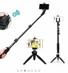 Bluetooth Selfie Stick with stand