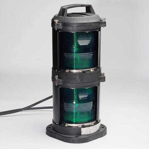 Đèn hành trình mạn kép màu xanh CXH1-10P