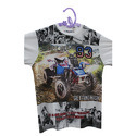 Sublimation Kids T-Shirt Printing Service