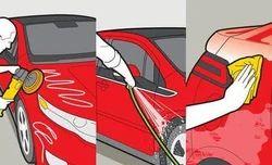 Daily Car Washing Service