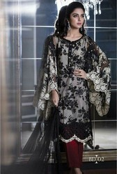 Pakistani Designer Salwar Kameez Party Wear