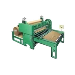 High Speed Rotary Paper Corrugated Sheet Cutting Machine
