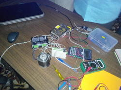 Stepper Motor Based Projects