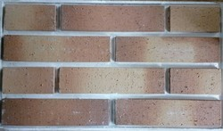 Rustic Brick Tile ( Red Yellow Shade)