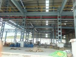 Steel Chemical Plant Fabrication & Erection Service