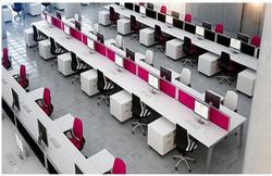 Linear Team Desk