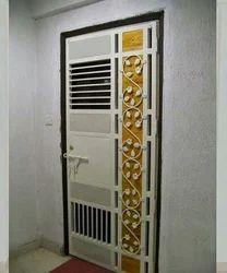 Metal Safety Door