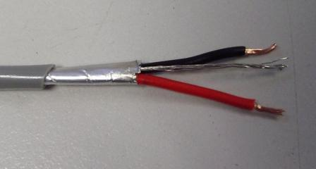 Shielded Wires 1mm 3 Core at Rs 45 /meter(s) | Shielded Cable Wires ...