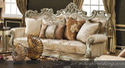 Waverly Wooden Sofa Set
