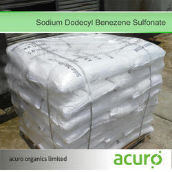 工业级十二烷基苯磺酸钠粉剂,包装尺寸:20kg