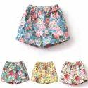 Cotton Unisex Baby Wear Shorts