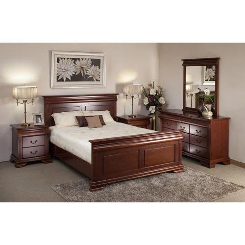Manufacturer Of Wooden Double Bed & Antique Furniture By
