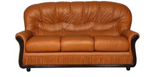 BROWN Spectra - 3 Seater Sofa