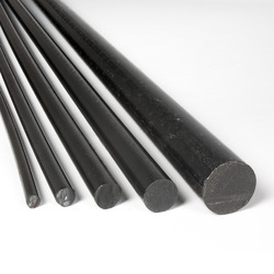 Black Polypropylene Rod