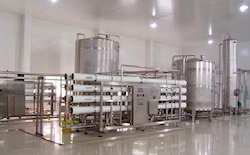 SS Mineral Water Turnkey Projects