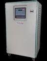 On 47-63 Hz Air Cooled Servo Voltage Stabilizer
