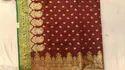 Silk Wedding Saree