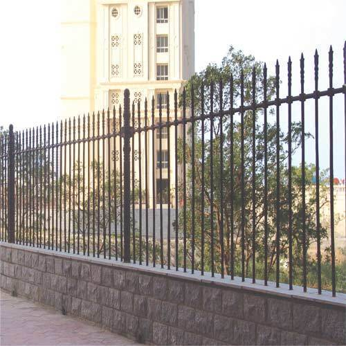 Compound Wall Grill At Rs 100 Square Feet कंपाऊंड ग्रिल