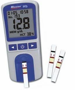 Hemoglobin Testing Kit And Strips Hemoglobin Testing